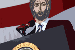 jesus the politician