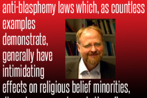 blasphemy law quote
